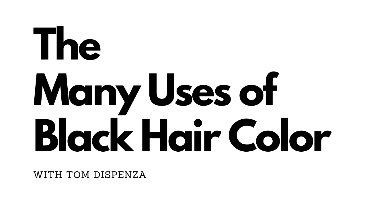 Black Hair Color Webinar